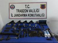 SİLAH SATIŞI - Trabzon'da Silah Kaçakçılığı