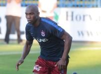 MENİSKÜS - Trabzonspor'dan Castillo Açıklaması