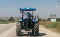 Traktörün Arkasında Ölümle Dans