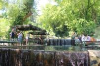 ULUPıNAR - Ulupınar'a Ziyaretçi Akını
