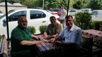 VEZIRHAN - Ümraniye Belediye Başkanı Can'dan Bilecik'e Ziyaret