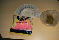 Uşak'ta Uyuşturucu Hap Operasyonu
