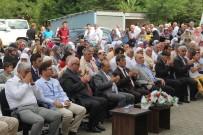 Vali Ustaoğlu Hacı Adaylarını Uğurladı