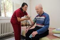 HÜSEYİN KÖROĞLU - Yenimahalle'de Sağlık Hizmeti Ayağınıza Geliyor