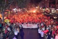 MALTEPE BELEDİYESİ - 30 Ağustos Coşkusu Maltepe'yi Sardı