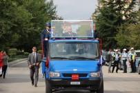 ÖZDEMİR ÇAKACAK - 30 Ağustos Zafer Bayramı Eskişehir'de Kutlandı