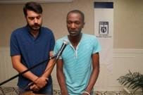 YÜKSEK ISI - Afrikalı İtfaiyeciler Büyükşehir'den Sertifika Aldı