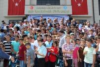 MUSTAFA BALOĞLU - Akşehir Belediyesinden Namaza Giden 333 Çocuğa Bisiklet