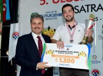 MUSTAFA İMAMOĞLU - Altın Kayısı Satranç Turnuvası Sona Erdi