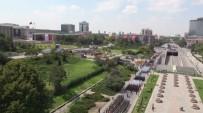 KIBRIS BARIŞ HAREKATI - Ankara'da Zafer Bayramı Dolayısıyla, Geçit Töreni Düzenlendi