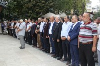 GIYABİ CENAZE NAMAZI - Arakan'da Hayatını Kaybedenler İçin Cenaze Namazı Kılındı