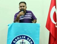 EMEKLİLİK - Aydın Sağlık-Sen, Yeni Sağlık Bakanlığı Teşkilat Yasasını Değerlendirdi