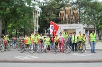 BİSİKLET TURU - Bafra'da 30 Ağustos Bisiklet Turu