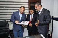BASıN İLAN KURUMU - Başbakan Yardımcısı Çavuşoğlu'ndan Medyanın Sorunlarına Çözüm Arayışı