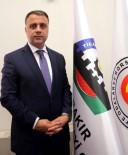 DIYARBAKıR TICARET VE SANAYI ODASı - Başkan Sayar DTSO'ya Aday Olmayacağını Açıkladı