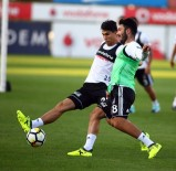 ARAS ÖZBİLİZ - Beşiktaş 11 Eksikle Çalıştı
