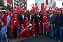 MURAT HAZINEDAR - Beşiktaş'ta 30 Ağustos 'Fener Alayı' İle Kutlandı