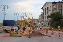 DOĞALGAZ HATTI - Beyşehir'de, İlk Doğalgaz Abonelere Ekim'de Verilecek