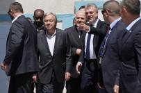 GUTERRES - BM Genel Sekreteri Guterres, Gazze'ye Geldi