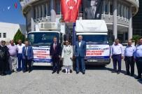 BAYRAM HEDİYESİ - Büyükşehirden Savaş Mağduru Türkmenlere Bayram Hediyesi