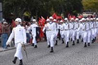 ÇANAKKALE ONSEKIZ MART ÜNIVERSITESI - Çanakkale'de 30 Ağustos Zafer Bayramı Kutlamaları