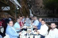 ÖZNUR ÇALIK - Eski Bakanlar Darende'de