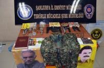 ABDULLAH ÖCALAN - Eylem Hazırlığındaki Teröristler Silah Ve FETÖ Dergileriyle Yakalandı