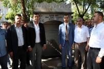 ÜLKÜCÜ - Fırat Yılmaz Çakıroğlu Adına Yaptırılan Çeşme Açıldı