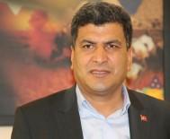İŞGAL GİRİŞİMİ - Harran Ziraat Odası Başkanı Özyavuz'dan Bayram Kutlaması