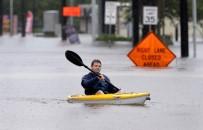 TENNESSEE - Harvey Kasırgası, Meksika Körfezine Doğru İlerliyor