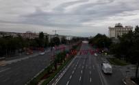 MİLLET CADDESİ - İstanbul'da Bazı Yollar Trafiğe Kapatıldı
