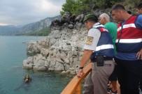 OYMAPıNAR - Kayıp Rus Turisti Arama Çalışmalarından Sonuç Alınamadı