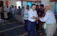 KADIR PERÇI - Kaymakam Perçi Kazada Hayatını Kaybedenlerin Yakınlarını Ziyaret Etti