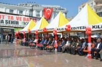 HÜSEYIN AYDıN - Kilis'te 30 Ağustos Zafer Bayramı Kutlamaları