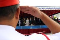 MEHTERAN TAKıMı - Kocaeli'de 30 Ağustos Zafer Bayramı Coşkusu