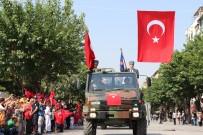 MEYDAN MUHAREBESİ - Konya'da 30 Ağustos Zafer Bayramı'nın 95. Yılı Kutlandı