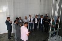 UĞUR ARSLAN - Kulu'da Yapımı Tamamlanan Hayvan Kesimhanesi Açıldı