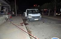 ÇOLAKLı - Manavgat'ta Silahlı Saldırı Açıklaması 2 Yaralı