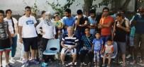 İNSAN KAÇAKÇISI - Marmaris'te İnsan Kaçakçılığı Operasyonu