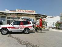 Milas'ta Bıçaklı Kavga Açıklaması 1 Yaralı