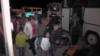 BEBEK MAMASI - Mülteciler Umut Teknesiyle Ölüme Gönderilmiş