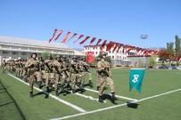ŞENOL TURAN - Oltu'da 30 Ağustos Zafer Bayramı Protokolün Katılımıyla Kutlandı