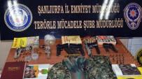 ABDULLAH ÖCALAN - PKK'lı Eröristler Silah Ve FETÖ Dergileriyle Yakalandı
