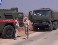 YPG - Rusya'dan YPG'ye destek