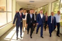 AHMET ADANUR - Sağlık Bakanlığı Müsteşarı Cizre'de