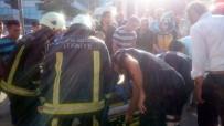KIRMIZI IŞIK - Sanayi Kavşağında Zincirleme Kaza Açıklaması 5 Yaralı