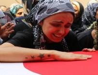 MUSTAFA YıLMAZ - Terör kurbanı işçilere veda