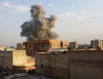AZEZ - Terör örgütü PKK/PYD sivilleri vurdu