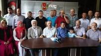 MEHMET KARA - Trabzon'da Sivil Toplum Kuruluşlarından Arakan'daki Katliamlara Tepki