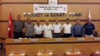 KURA ÇEKİMİ - Trakya Veteranlar 2017-2018 Futbol Sezonu İçin Toplandı